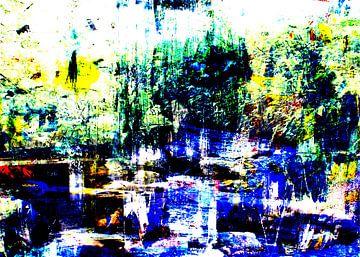 abstrakte Malerei Natur