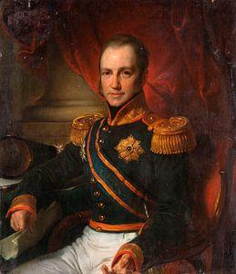 Godart Alexander Gerard Philip, Generalgouverneur der Niederländisch-Ostindien, Cornelis Kruseman
