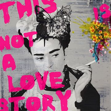 Motiv Frida - This is not a love story