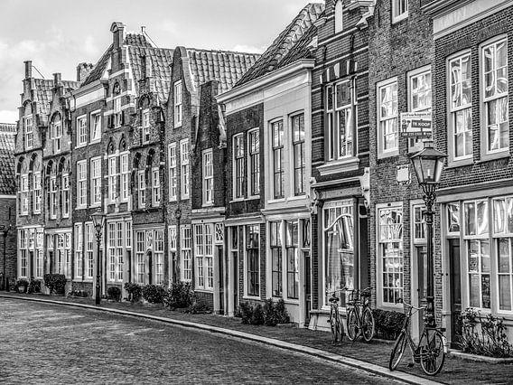 Street Dordrecht van Wessel Krul