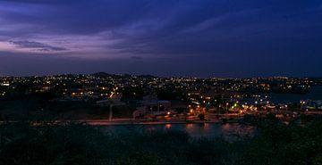 avond aan de kust van Alexander Bouwland