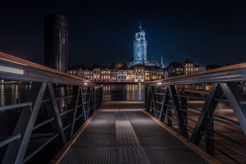Deventer Schipbrug van Patrick Rodink