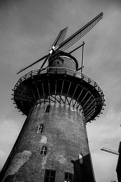 Windmühle Dordrecht von Photography by Naomi.K