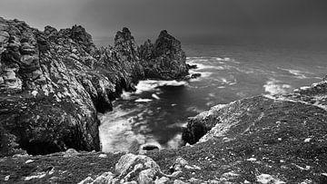 Bretagne-Küste von Jeroen Mikkers
