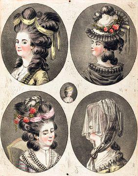 Frisur oder Haarschnitte von Atelier Liesjes