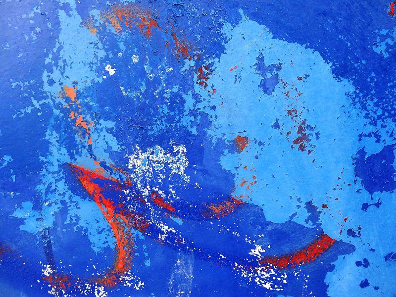 Urban Abstract 135 van MoArt (Maurice Heuts)