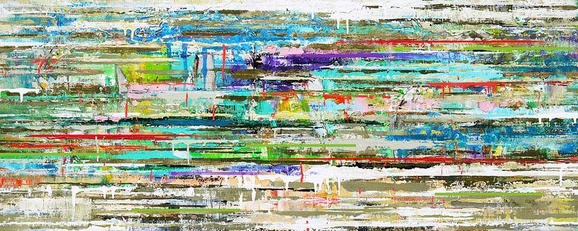 Reflections of summer van Atelier Paint-Ing