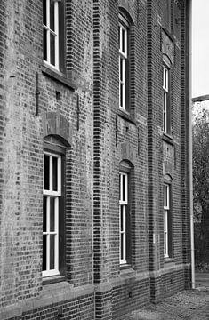 Verlaten gebouw van Monique Struijs