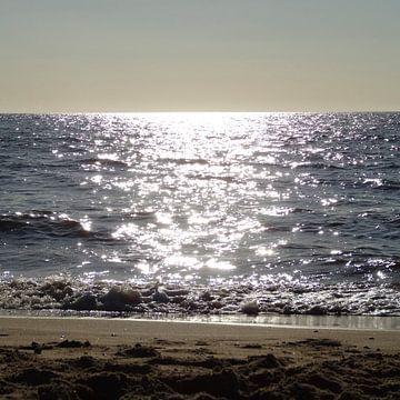 Sparkles on the Sea von Femke Vergeer