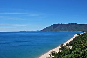 Rex Lookout en Trinity Bay , QLDAustralië