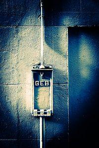 Electricity van John Groen