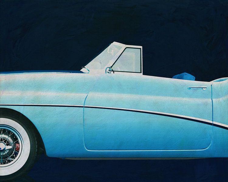 Buick Skylark 1956 van Jan Keteleer