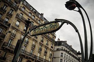 Parijse metro