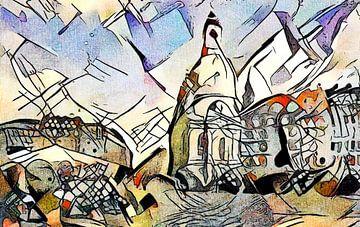 Kandinsky rencontre Dresde 3 sur zam art