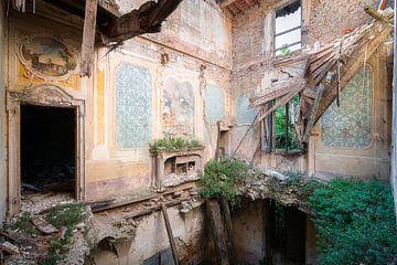 Verfall im Verlassenen Haus. von Roman Robroek