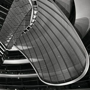 Kuppel - Deutscher Reichstag - Berlin-Tiergarten