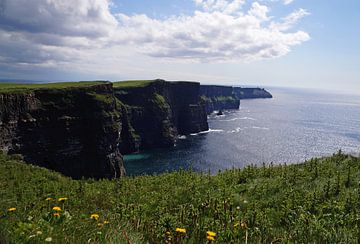 Cliff's of Moher - Ierland