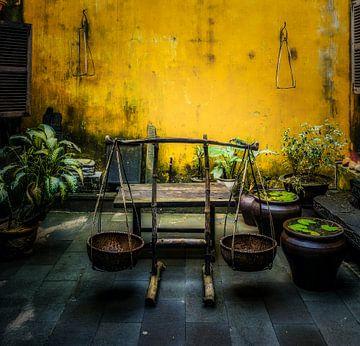 Vietnamesischer Hof von Joris Pannemans - Loris Photography