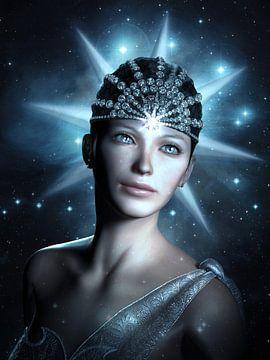 Göttin der Sterne von Britta Glodde