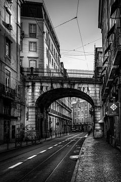 Rua de S. Paulo, Lissabon von Jens Korte