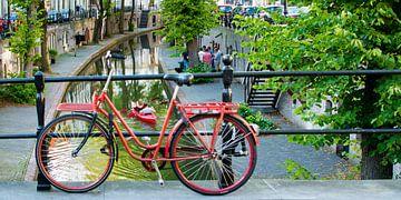Rode fiets in Utrecht von Jelmer Jeuring
