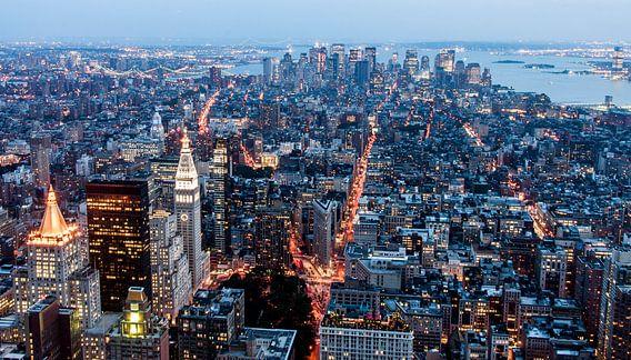 New York 2009 van Alex Hiemstra
