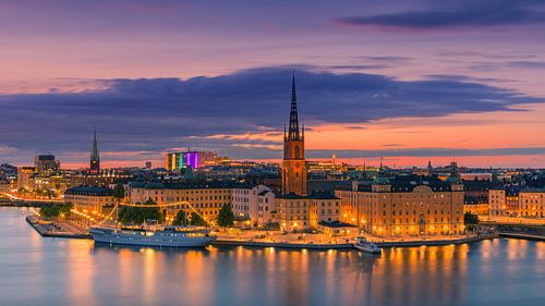Stockholm van