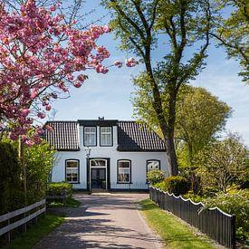 Dorfblick Nes, Ameland (NL) von Ton Drijfhamer