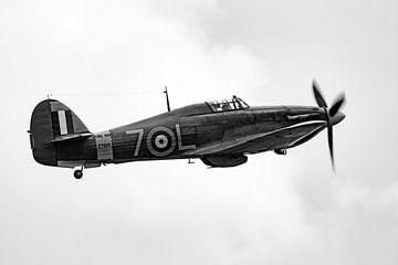 Hawker Sea Hurricane von Robbert De Reus