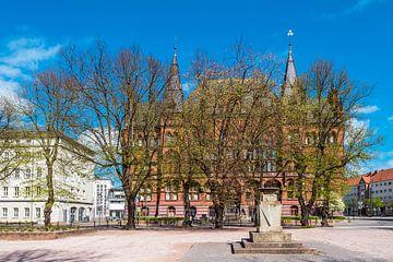 Ständehaus in der Hansestadt Rostock von Rico Ködder