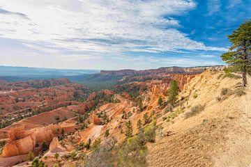 Parc national de Bryce Canyon, photo panoramique sur Gert Hilbink