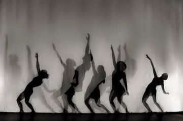 Tanz ist die Sprache der Seele ..., Yvette Depaepe von 1x
