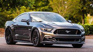 Musclecar Ford Mustang 2015 in Amerika
