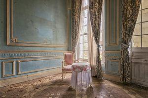 Lost Place - ein Traum in pastell