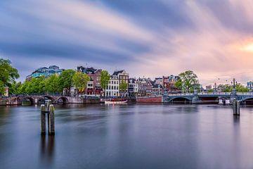 Amsterdam aan de Amstel sur Dennisart Fotografie