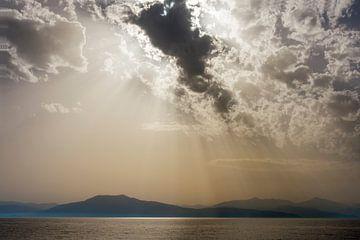 Griekse horizon van Anja Spelmans