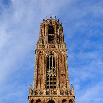 Der Domturm von Utrecht. von Matthijs de Rooij