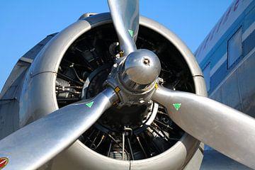 Propeller DC-3 van Erick van Bommel