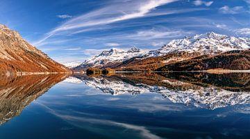 Het meer van Sils van Achim Thomae