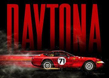 Ferrari 365 GTB/4 Competizione von Theodor Decker