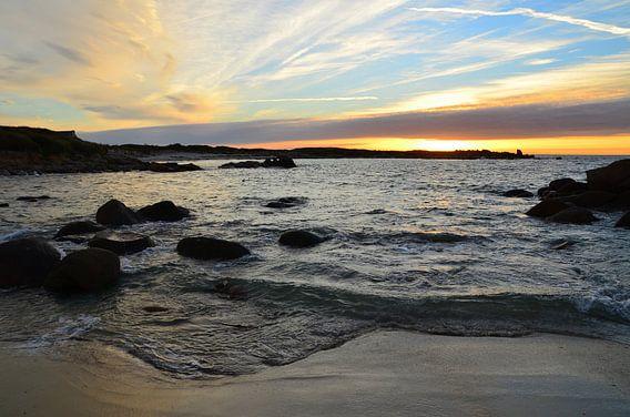Sunset Landrellec