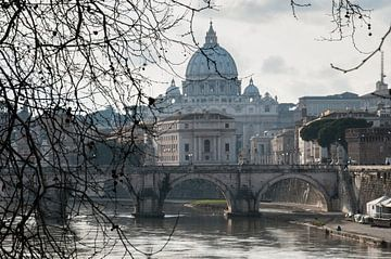 sint pieter rom - Vatikanstadt von Erik van 't Hof