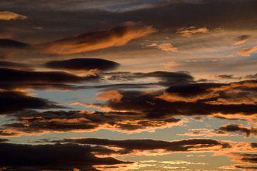 Wolkenlucht sur Ronald Jansen