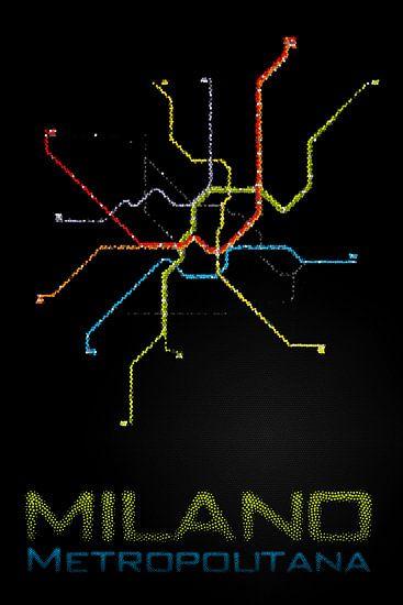 Milano Subway