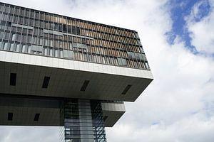 Kranhaus Köln - Detail van Yven Dienst