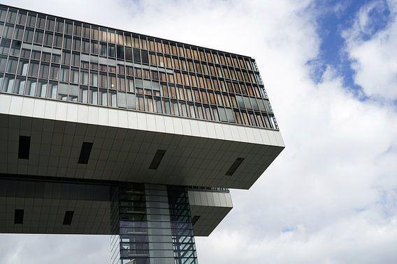 Kranhaus Köln - Detail