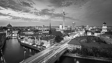 Berlin in Schwarz-Weiß