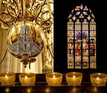 Sint Jans Kathedraal van Wilma  Wijers Smeets