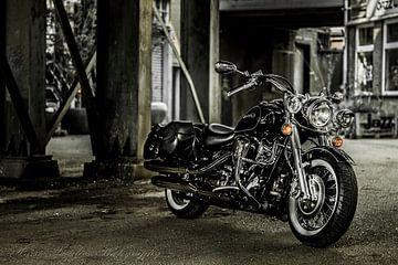 Yamaha Wildstar XV 1600 van Westland Op Wielen
