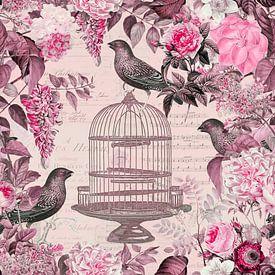 Im Vogelgarten von Andrea Haase